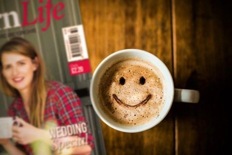 You can't buy happiness, but you can buy a brew and that's kind of the same thing!  #internationaldayofhappiness #northernlife #magazine #coffee