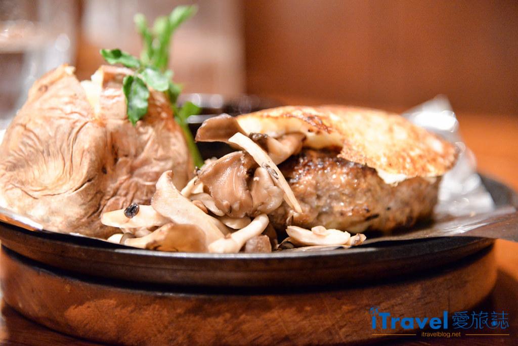 《京都美食推荐》东洋亭本店:百年洋食老字号汉堡排,餐后必点超美味限量手工布丁