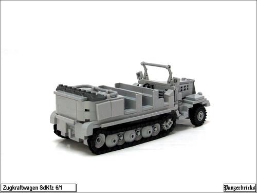 SdKfz 6/1 de Panzerbricks