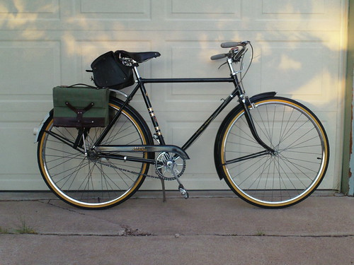 Rudge Sports Made by Raleigh