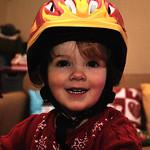 Helmet Bobbie