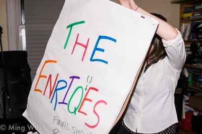 The Enriques @ Robot House!!