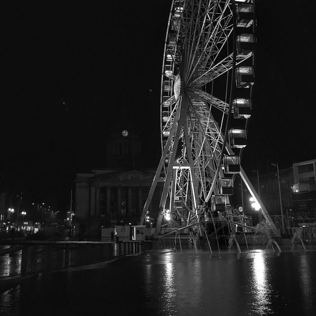 62/365 Big Wheel