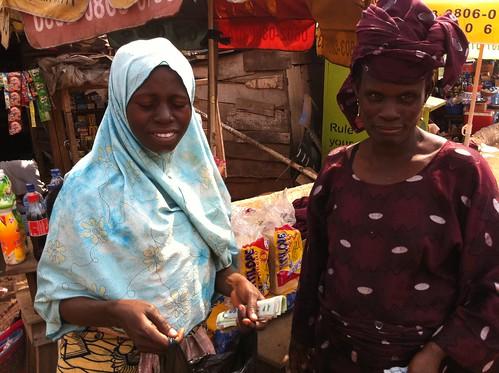 Traders in Ijebu Ode by Jujufilms