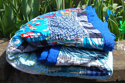patchwork blanket 2013 may 1