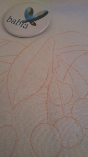 marcando eL dibujo by alialba