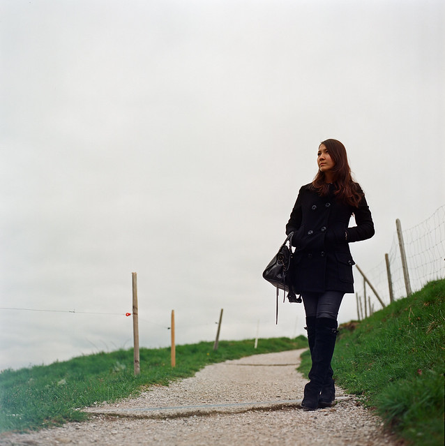 Camera: Hasselblad 500C; Color film: Kodak Ektar100; Location: Gruyere, Switzerland