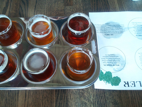 IPA flight