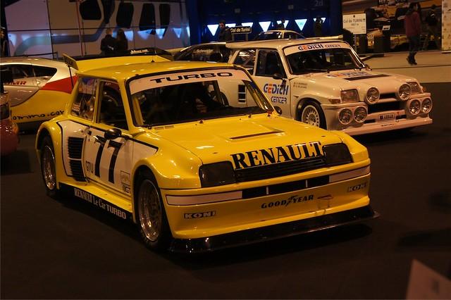 Renault 5 Turbo IMSA