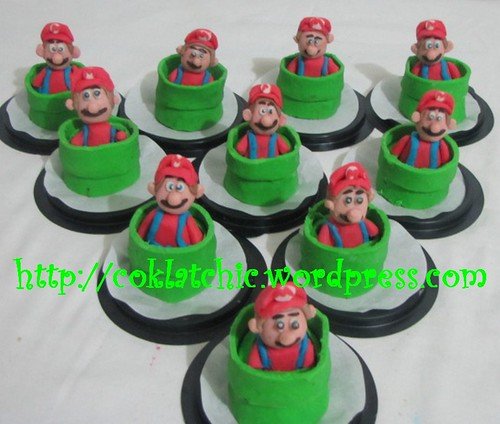 Minicake mario bross