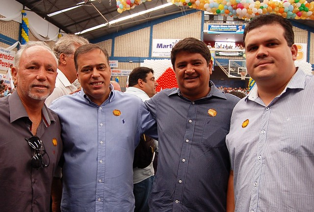 Lançamento da Pré-Candidatura de Pimenta da Veiga ao Governo de Minas...