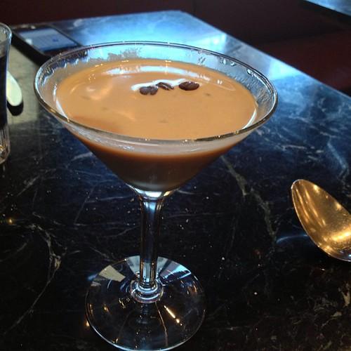 Espresso Nutini time at Frances Ford Coppola's joint by @MySoDotCom