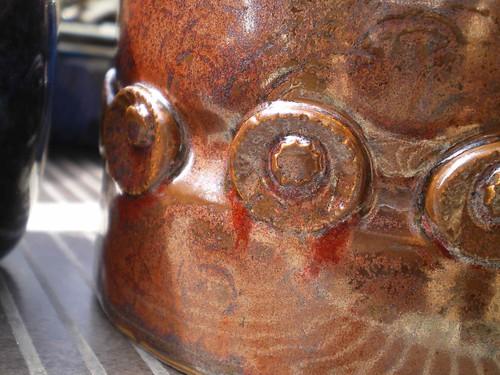 poterie détails