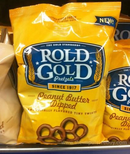 Rold Gold Peanut Butter Dipped Pretzels