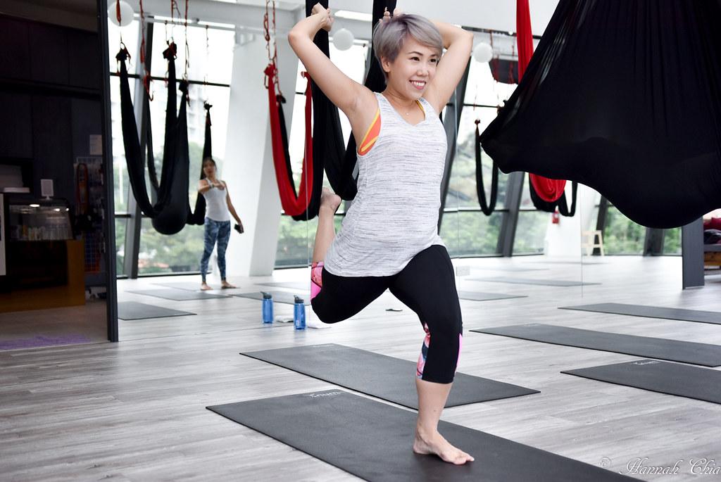 Aerial Yoga @ Trium Fitness-10