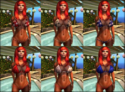 PixyStix Bikinis BPS
