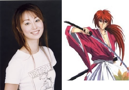Hasil gambar untuk Mayo Suzukaze kenshin