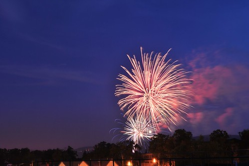 Fireworks 7/3/2013