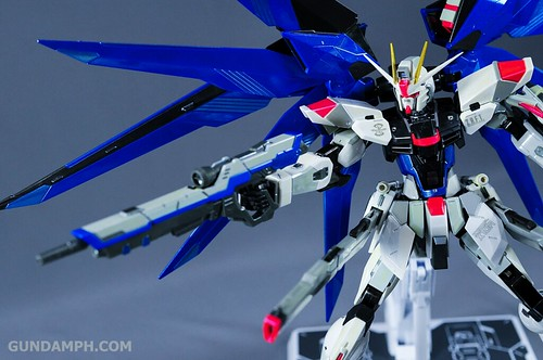 Metal Build Freedom Gundam Prism Coating Ver. Review Tamashii Nation 2012 (42)