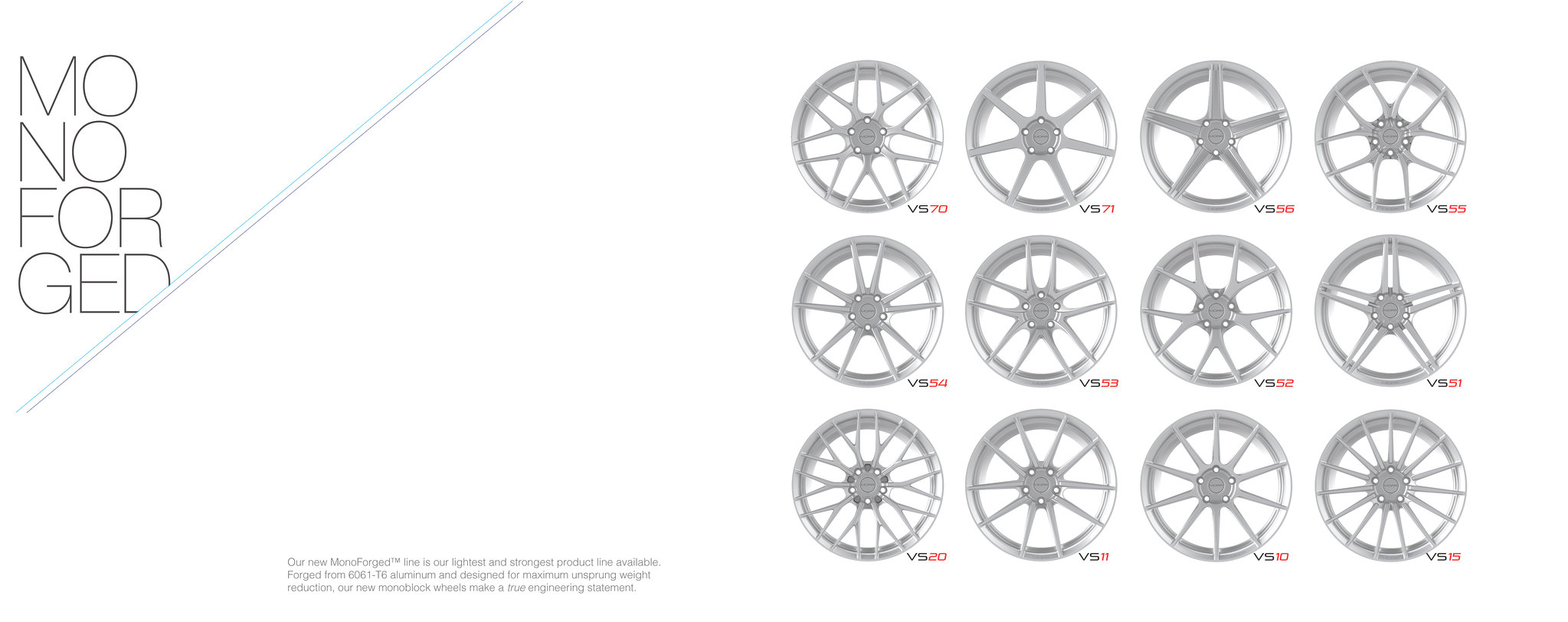 Mesh 8 Or Split 5 Spoke