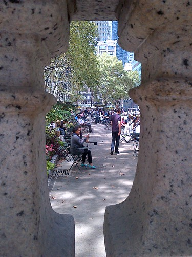 Point of View: Bryant Park 1
