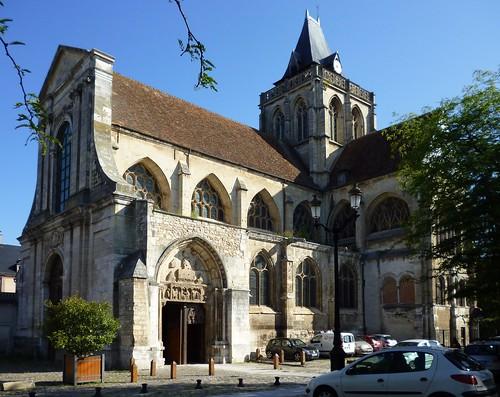 église Saint-Taurin à Évreux