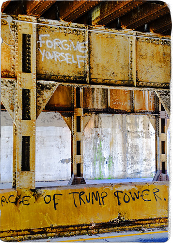 Forgive Yourself Trump Tower