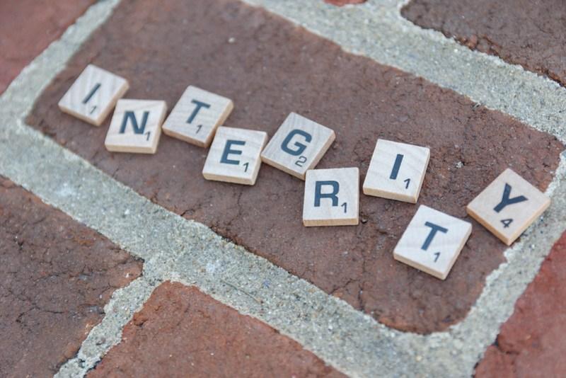 Integrity Scrabble Brick