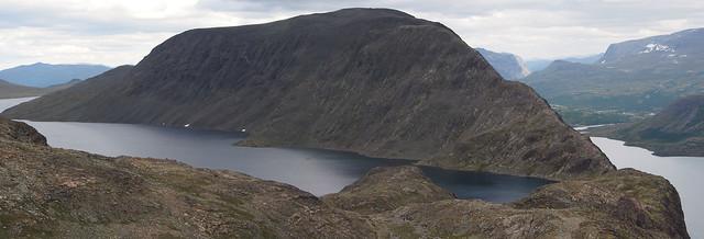 Besseggen Ridge Profile