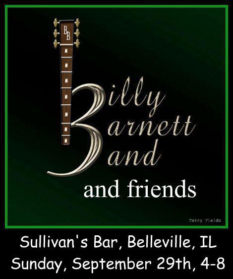 Billy Barnett and friends 9-29-13