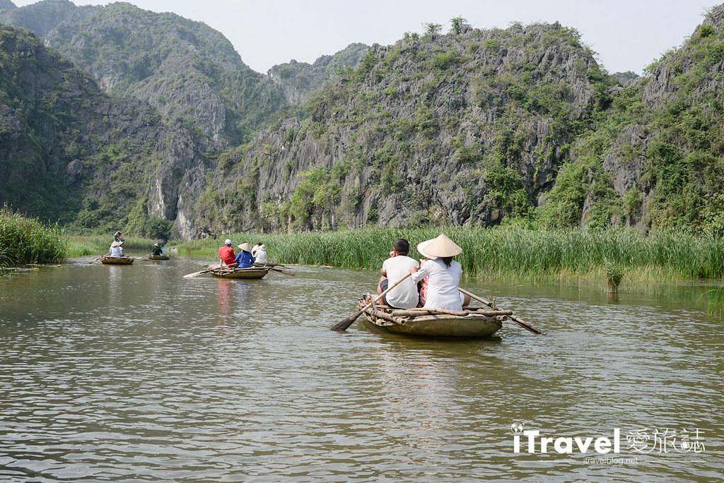 越南宁平游船 Van Long Nature Reserve (19)