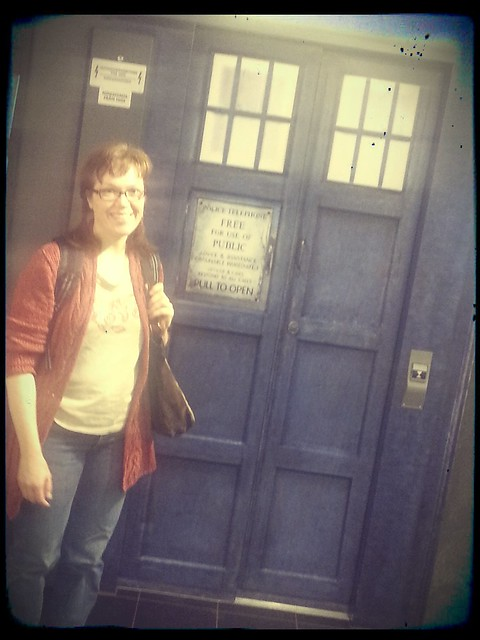 Väntar på Doctor Who