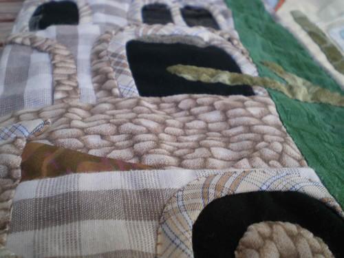 patchwork plumes mystère