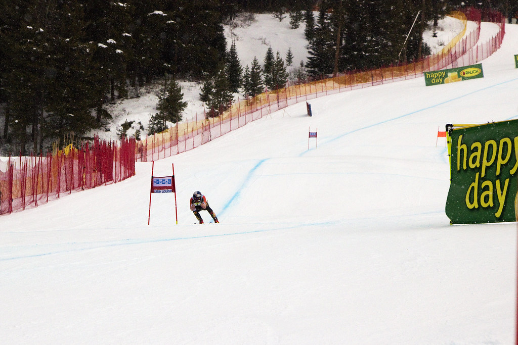 Lake Louise Alpine Skiing World Cup - Men's