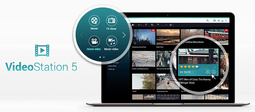 VideoStation 5 บน QTS 4 3 สำหรับทำ QNAP NAS เป็น Media Player