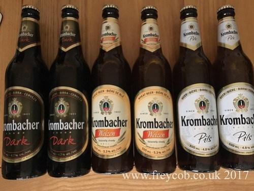 Beef Shin in Kromacher Beer