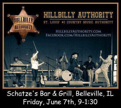 Hillbilly Authority 6-7-13
