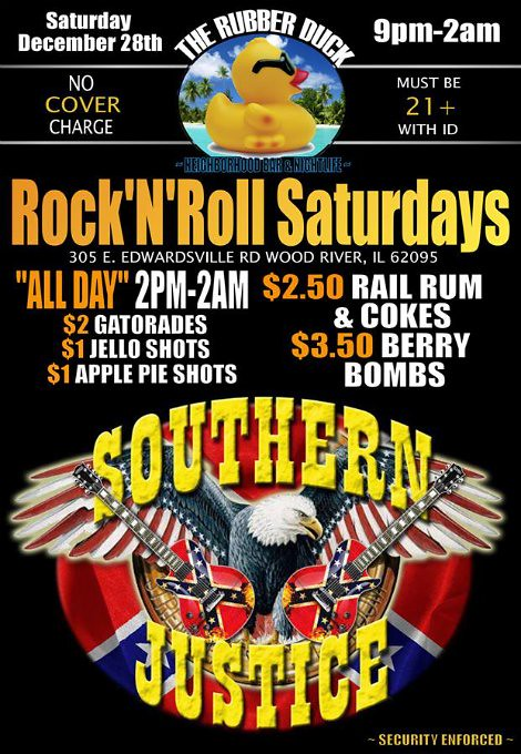 Southern Justice 12-28-13