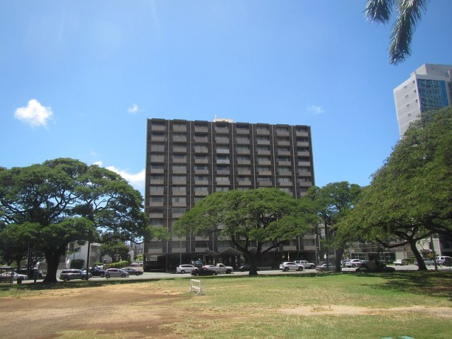 Picture from Punahou