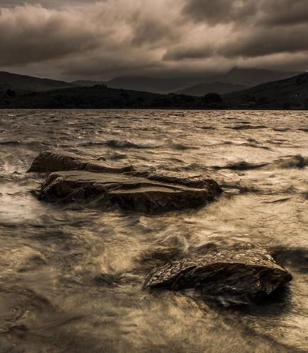 Stormy Weather - Llynau Mymbyr