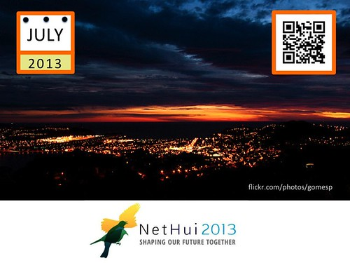 #Nethui 2013 Shaping Our Future Together, July 8-10