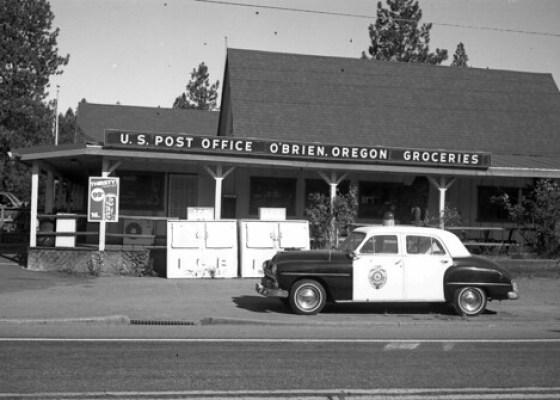 O'Brien Post Office