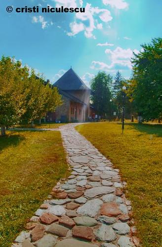 Paved Path by cristiniculescu