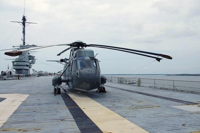 USS Yorktown (CV-10), Patriots Point Naval and maritime Museum, Charleston Harbor, South Carolina, June 13, 2012
