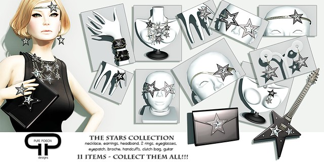 Pure Poison - The Stars Collection - Collect them all