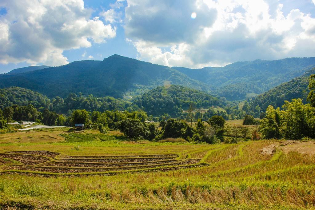 Pai i Thailand