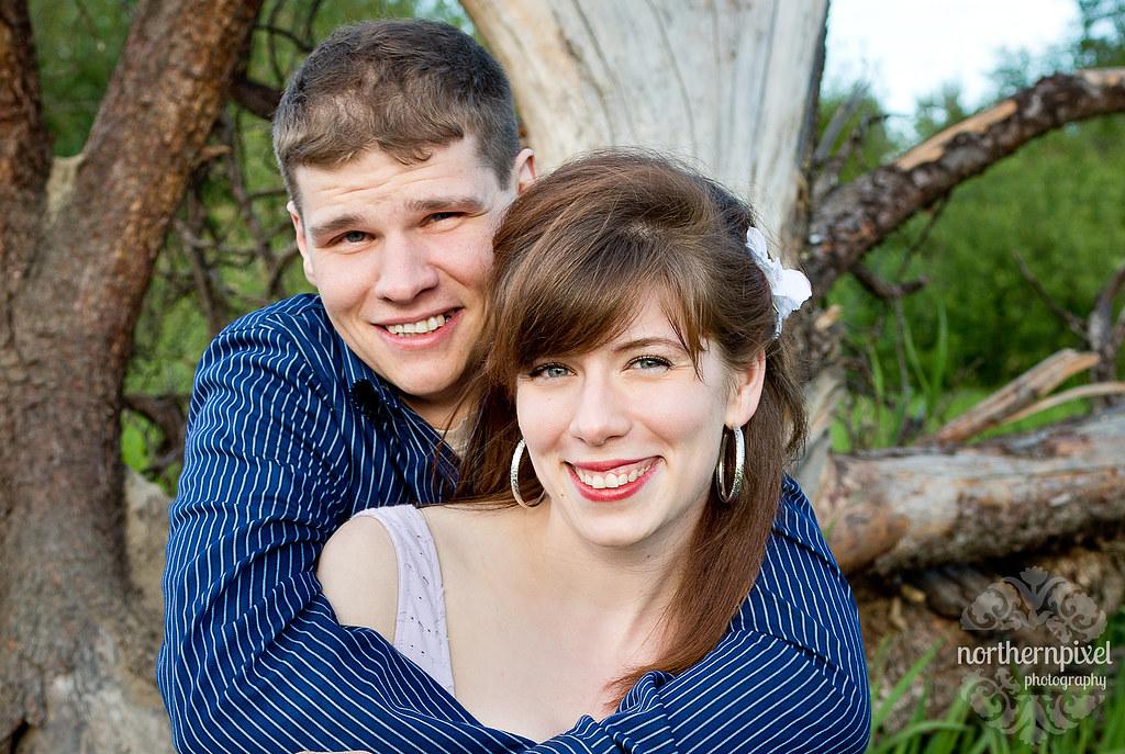 Cory & Dennis - Engagement Session