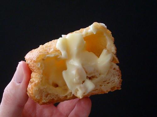 cream avalanche