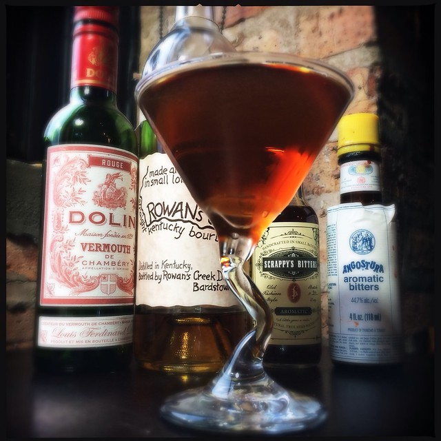 Rowan's Creek Bourbon - Manhattan