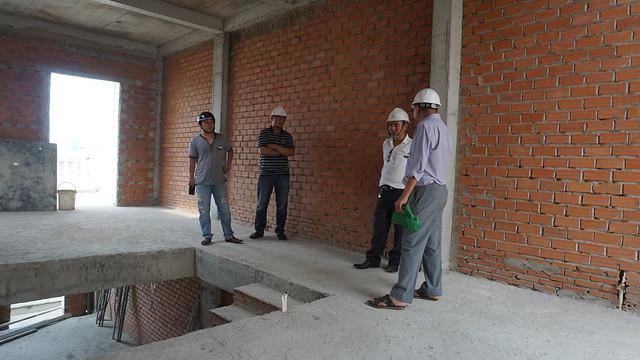 Nhà Hoàn Thiện cùng chủ nhà nhận bàn giao nhà ở dự án CityLand Park Hills Gò Vấp